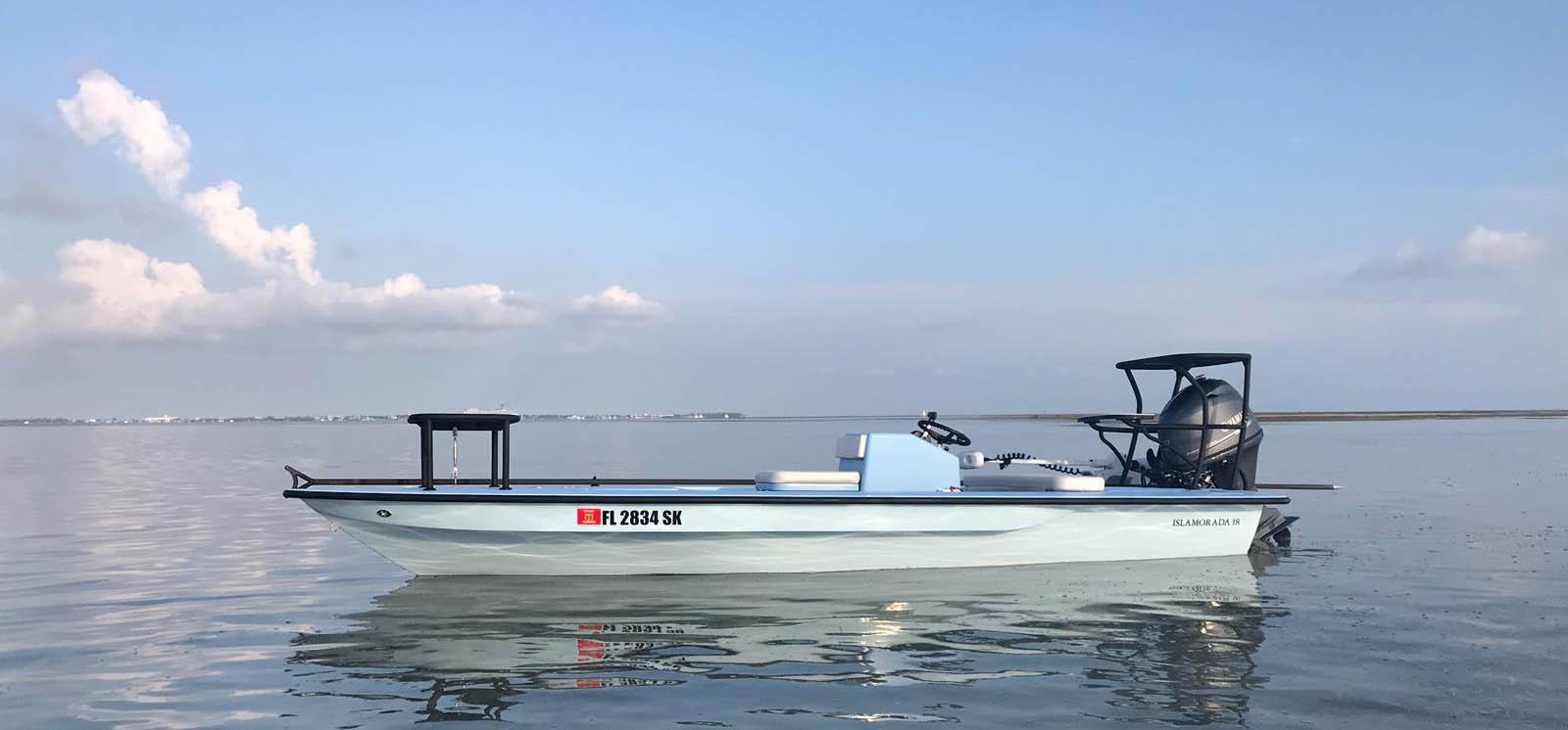 Key West Fly Fishing Chittum Skiffs